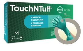 Touch'n'Tough Latex Medium Powder Free 100/Box 10