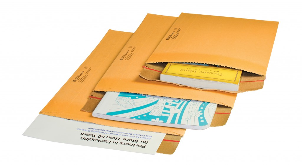 JIFFY RIGID ENVELOPES