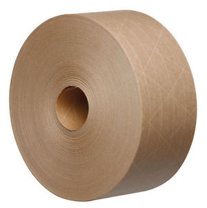 70 mm X 500' WAT Natural Reinforced TUG 6 Rolls/Case